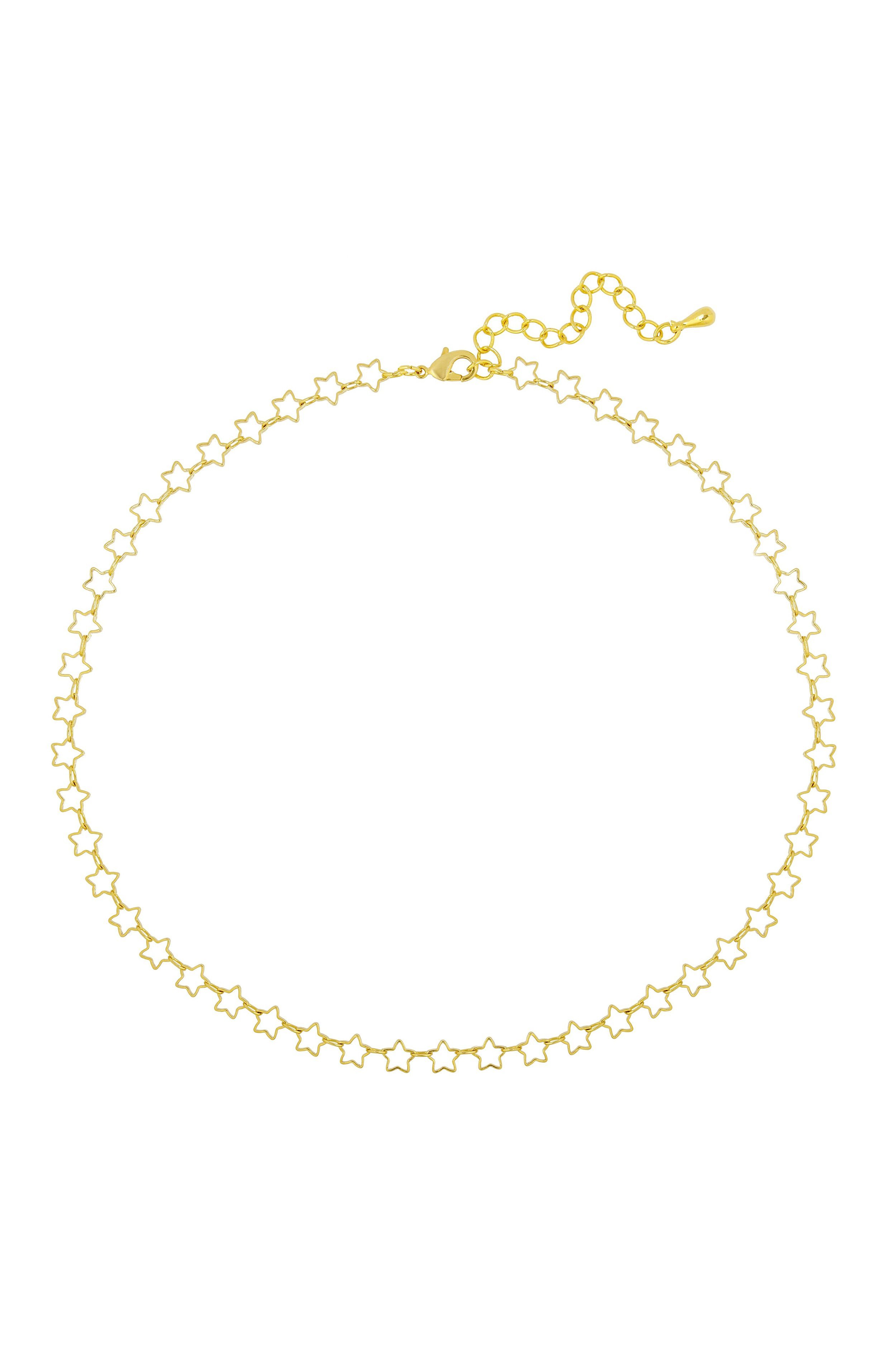 Deja Necklace Gold