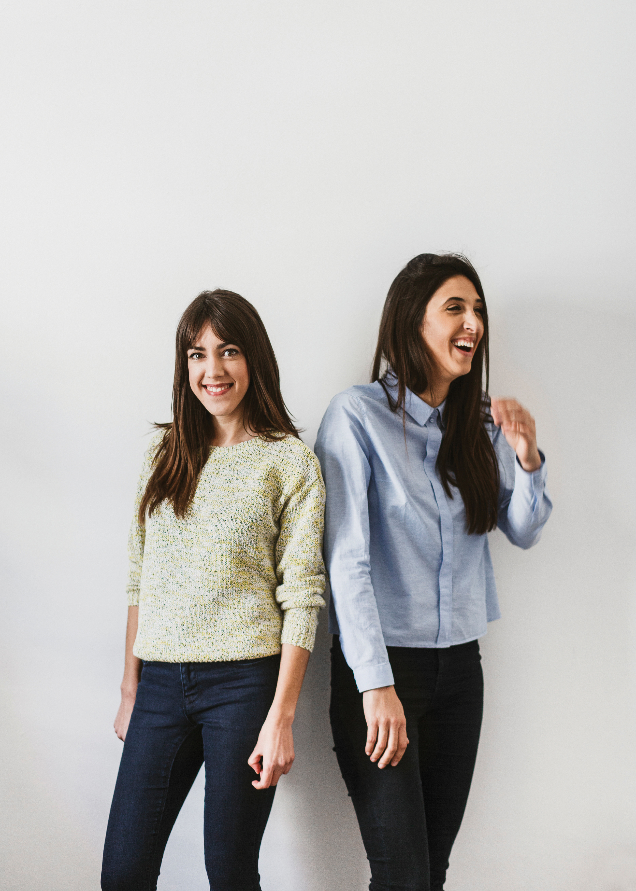 Iris Tarrga i Lucía Castro, les creadores de Flora.