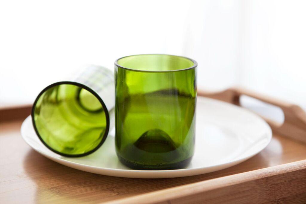 Aquest és el model Glass. El pack de 2 gots costa 14,50 euros.