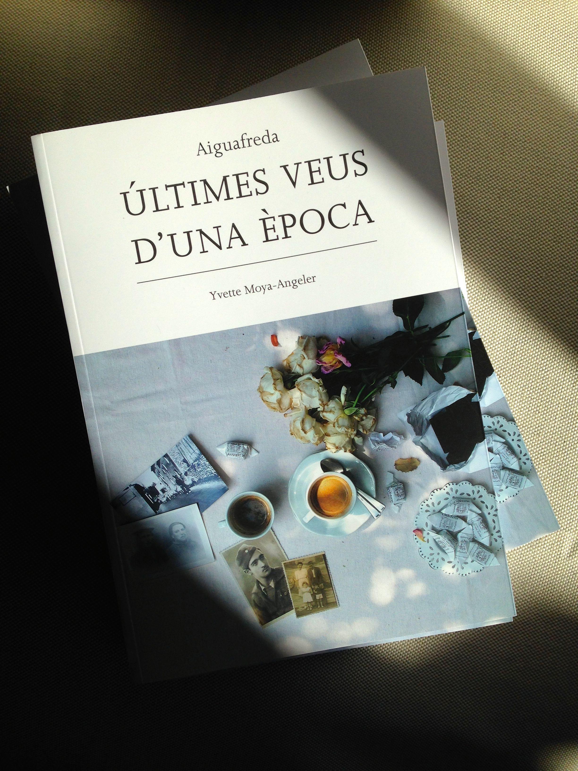 El llibre  Últimes veus d'una època  està editat en format A4 i amb materials de gran qualitat.