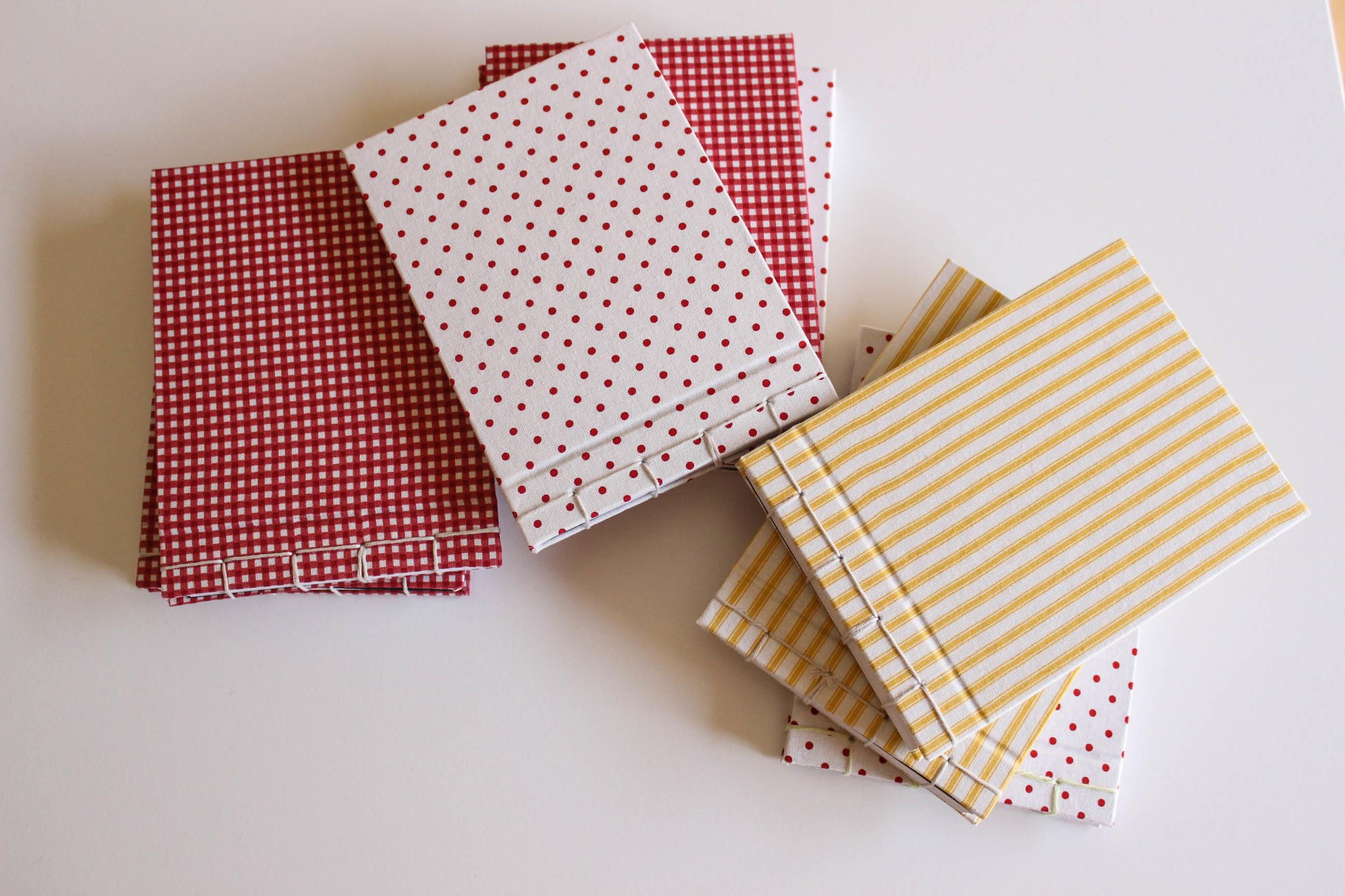 L'enquadernació japonesa és la tècnica utilitzada per Paper Factorem.