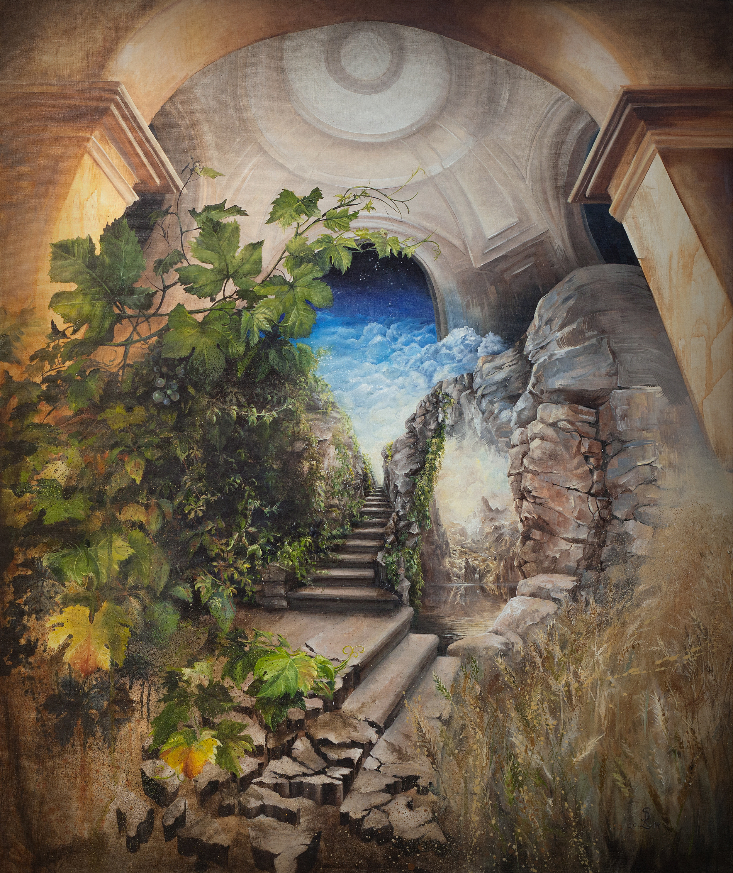 Stairway of Time