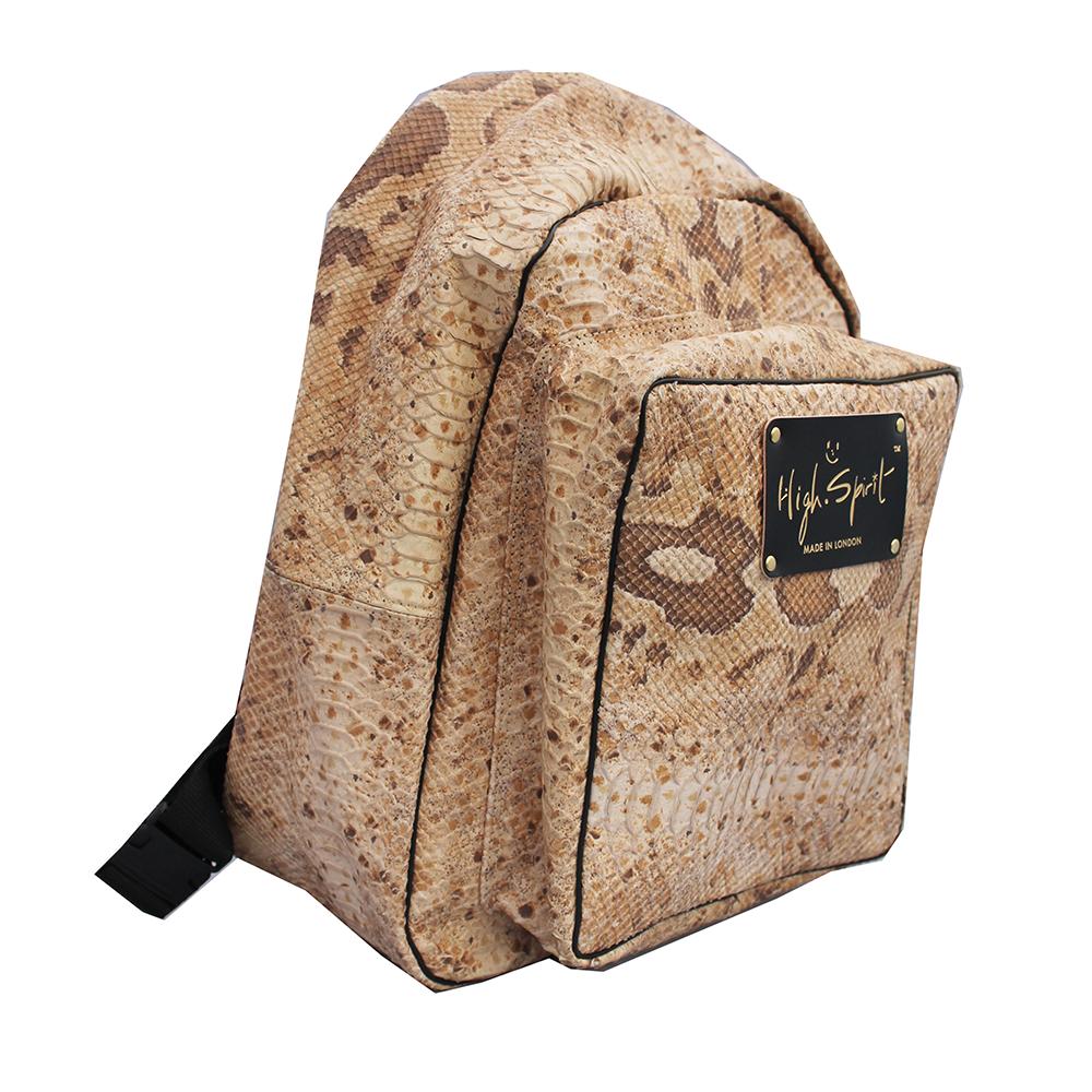 High Spirit Bags Sand Snake Backpack F.png