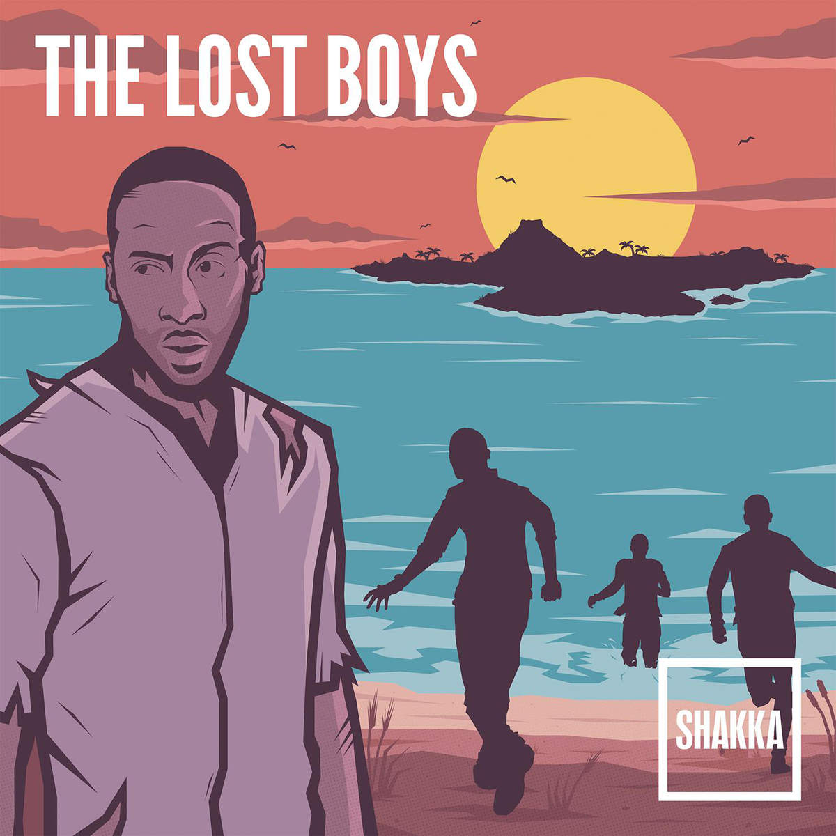 The Lost Boys EP by Shakka