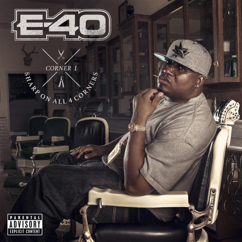 E40 - Sharp on All 4 Corners