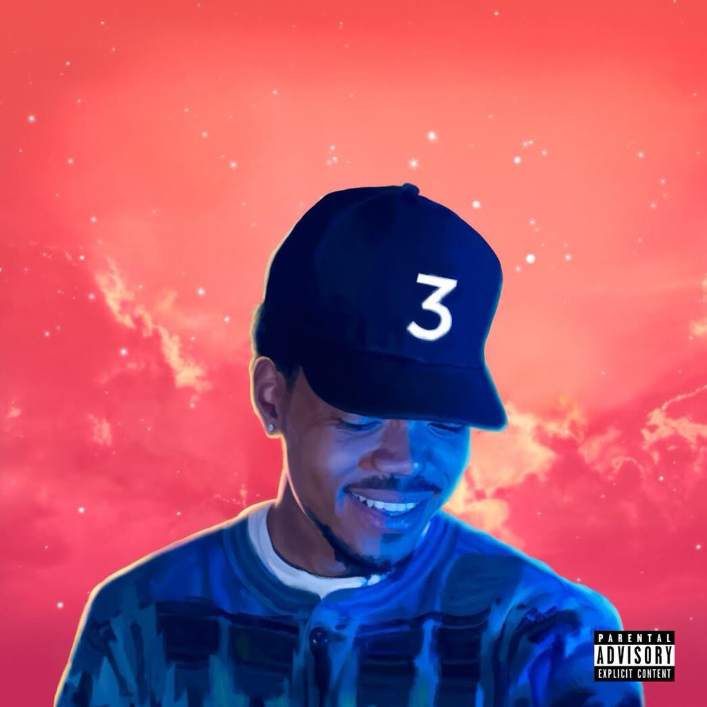 Coloring Book - Chance The Rapper