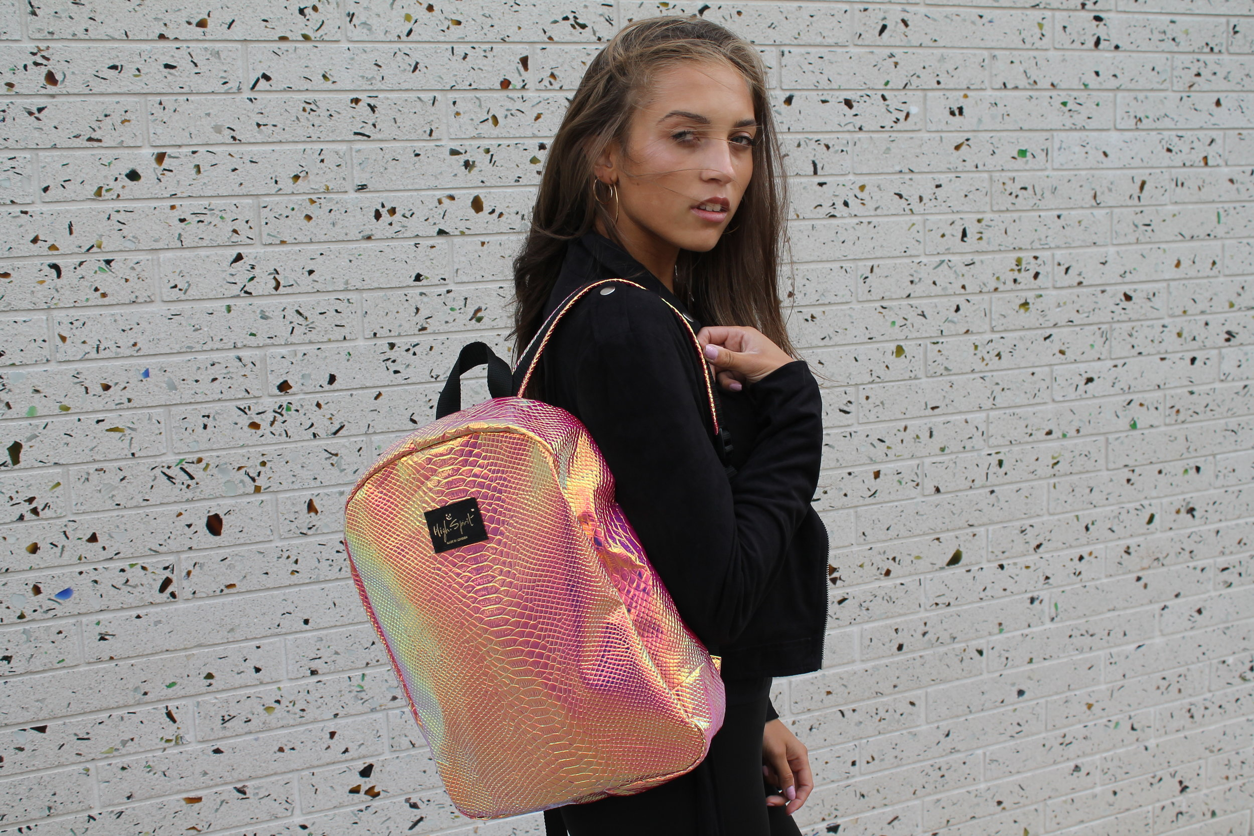 Colourful Theft-proof Bag