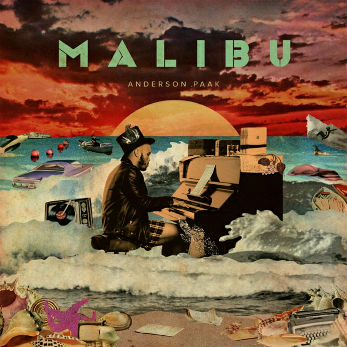 Malibu - Anderson Paak
