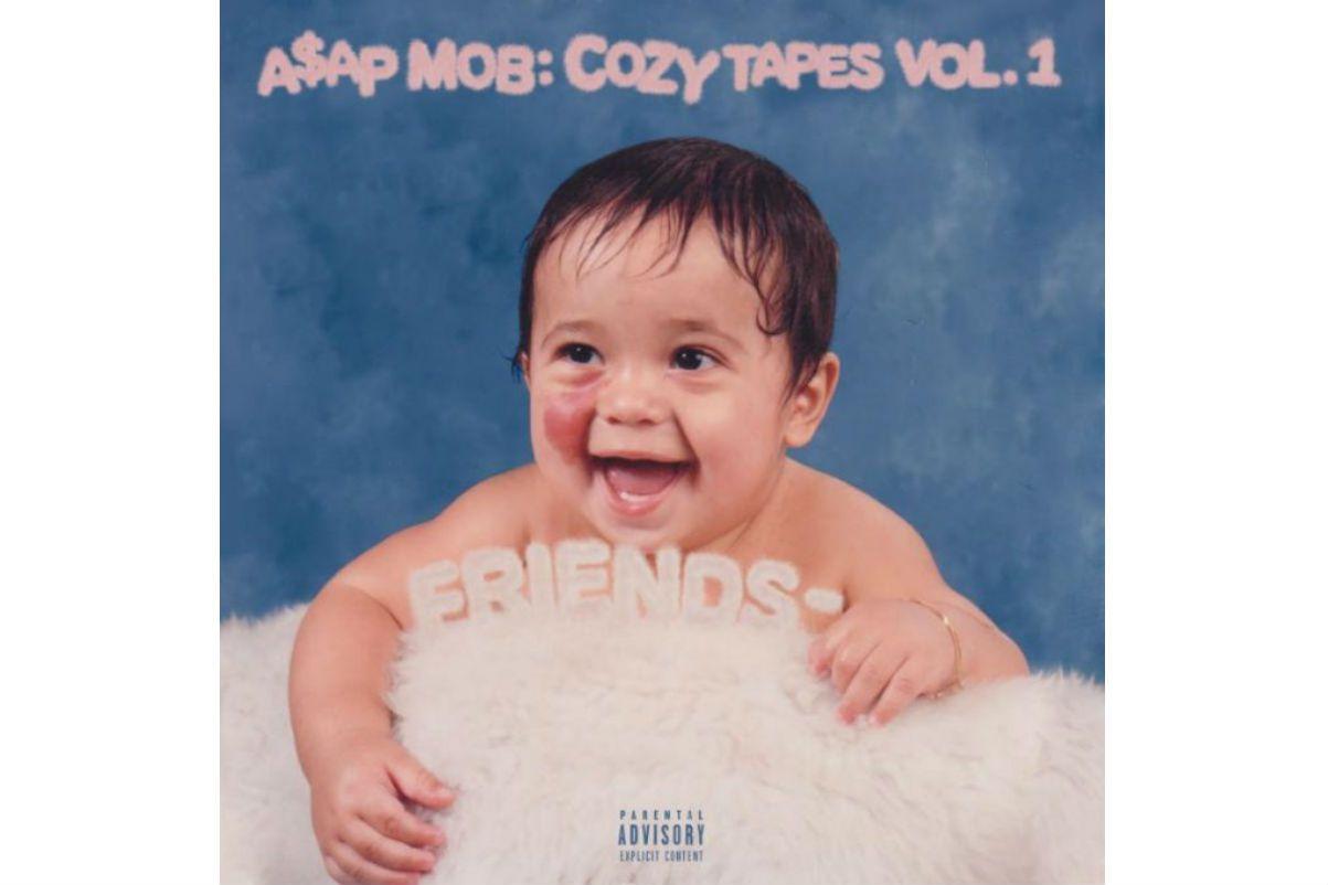 A$AP MOB - Cozy Tapes, Vol 1: Friends