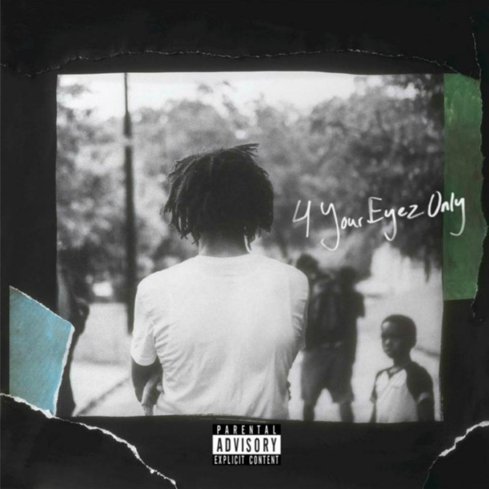 J.Cole - 4 Your Eyez Only