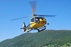 Fjord Helicopter con su EC130B4