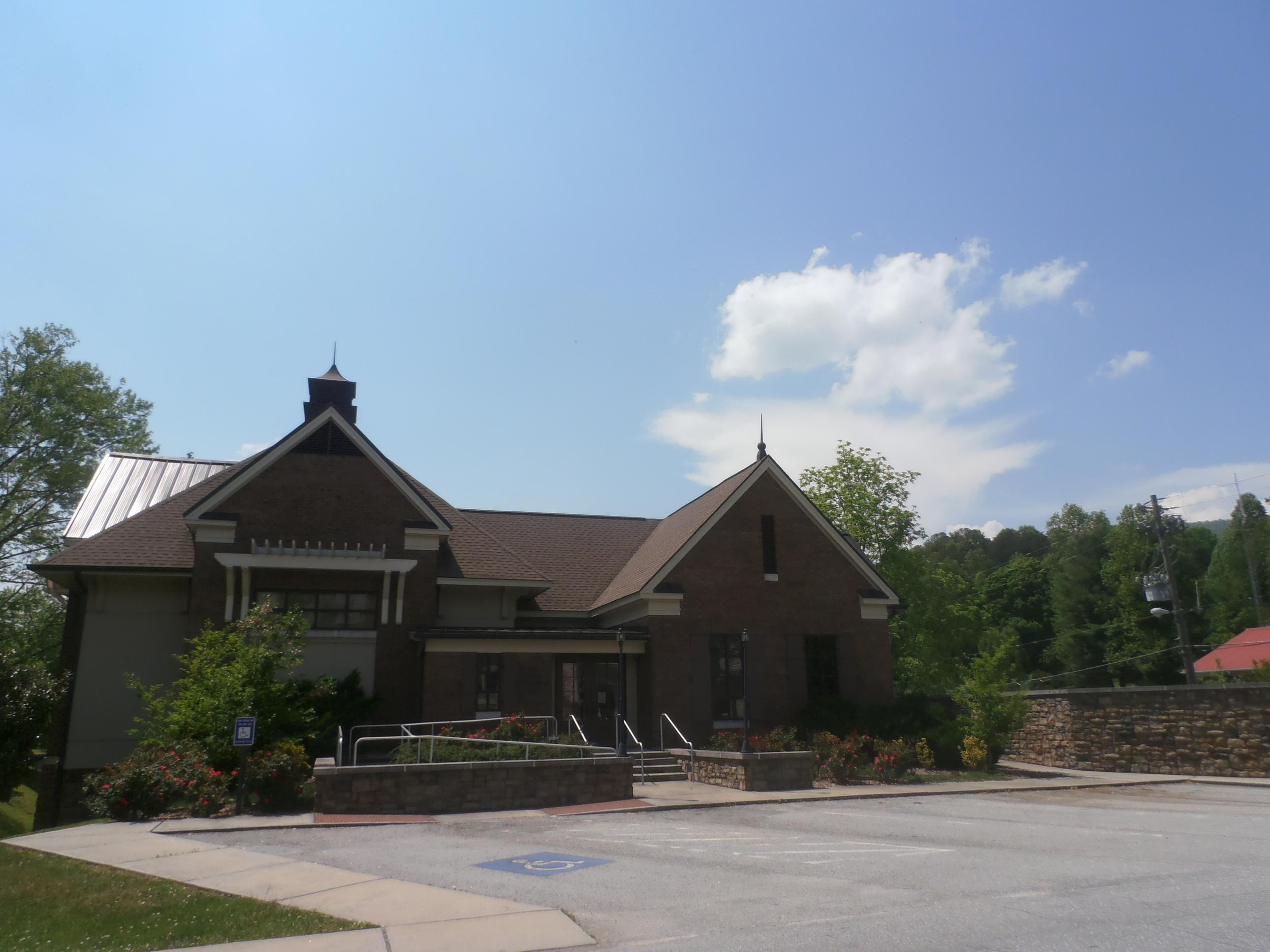 Visit the Rabun County Historical Society Cayton, GA