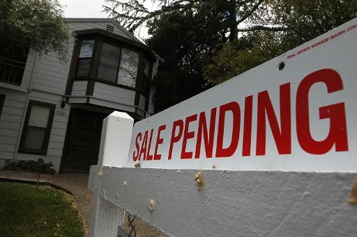 U.S. Existing-Home Sales Hit Highest Level of Year