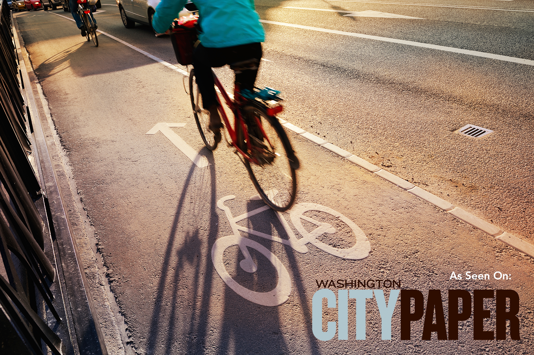 Ward 8 Gets Its First Bike Lanes...click here for full article