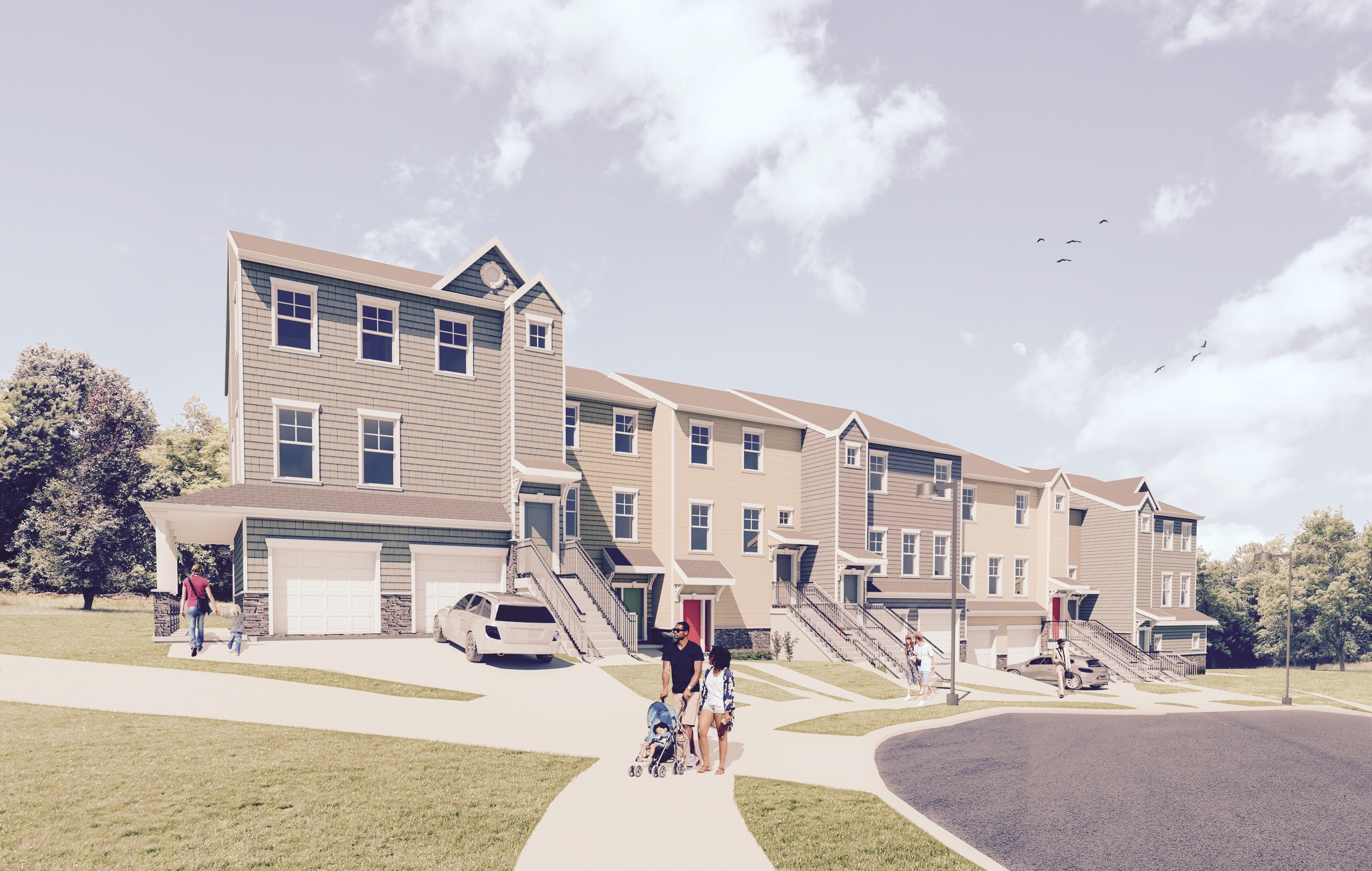 PHASE III CLOSEOUT - ONLY 4 HOMES LEFT