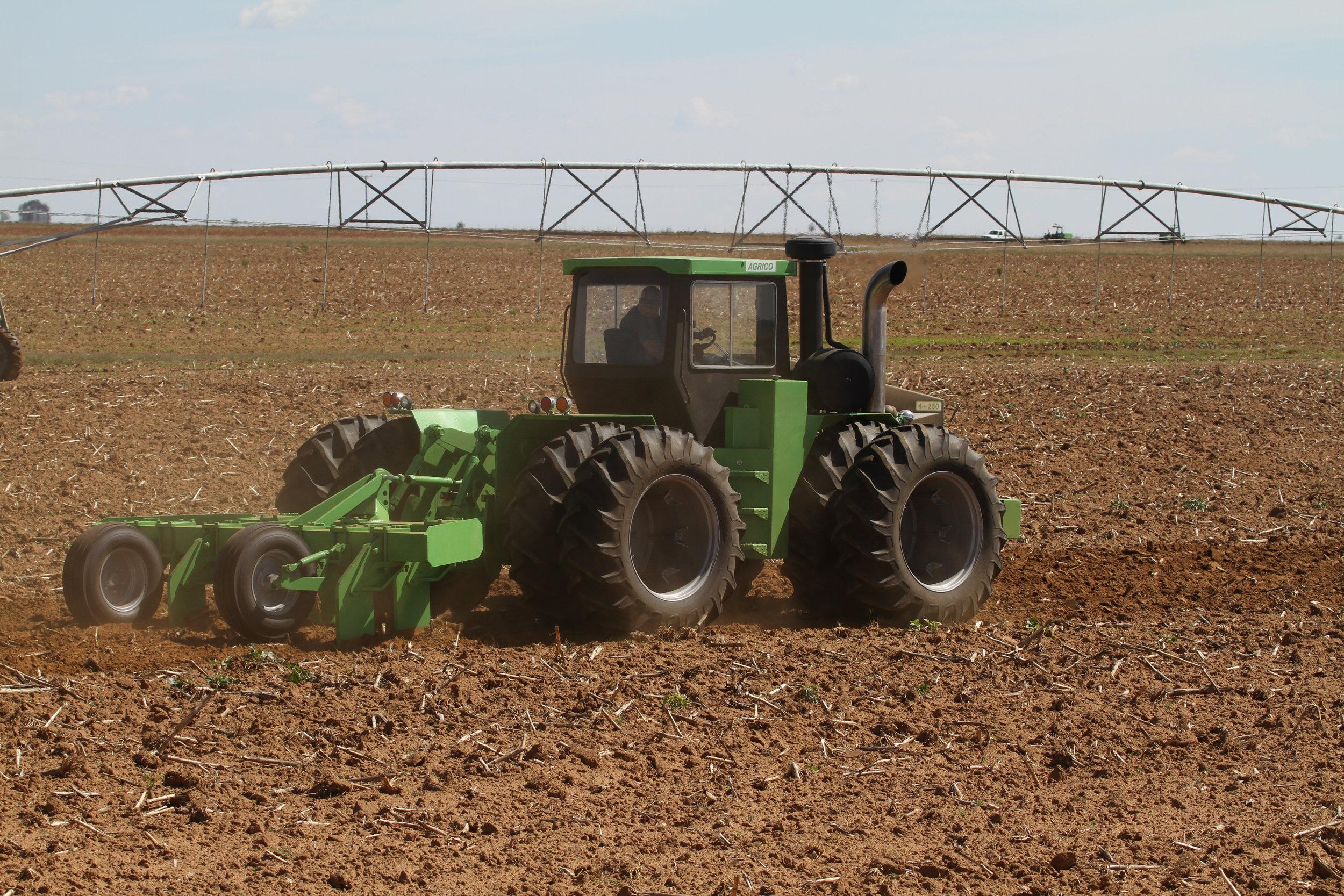 Agrico SD1000