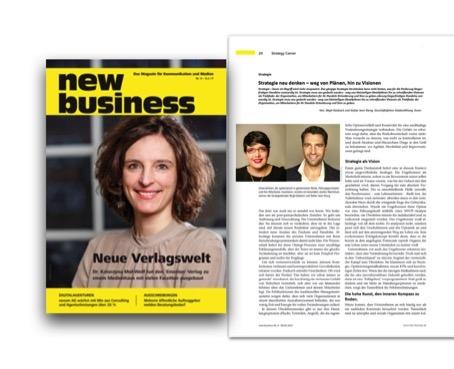 Erschienen:new business Ausgabe 06/2017