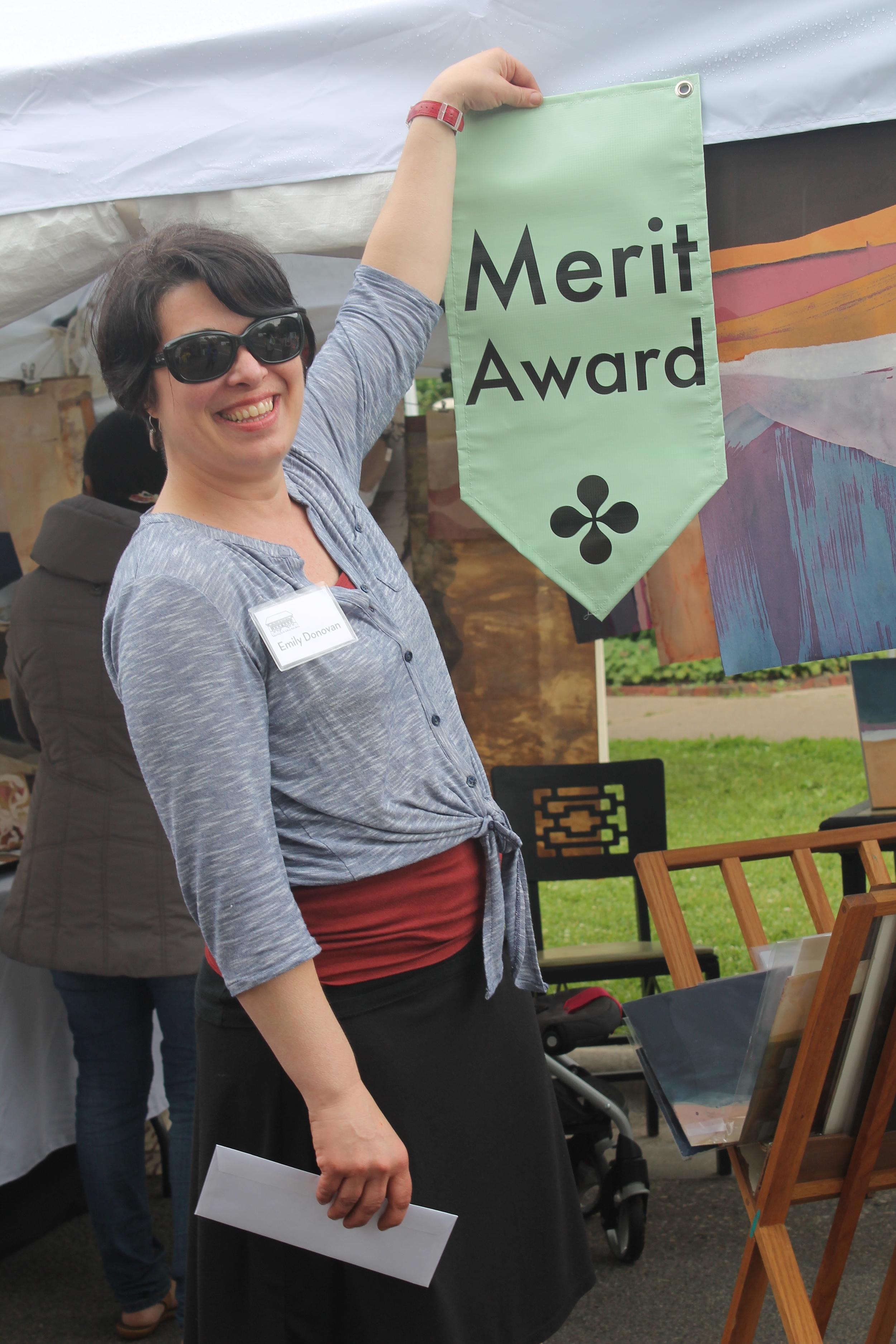 Merit Award: Emily Donovan - Mixed Media