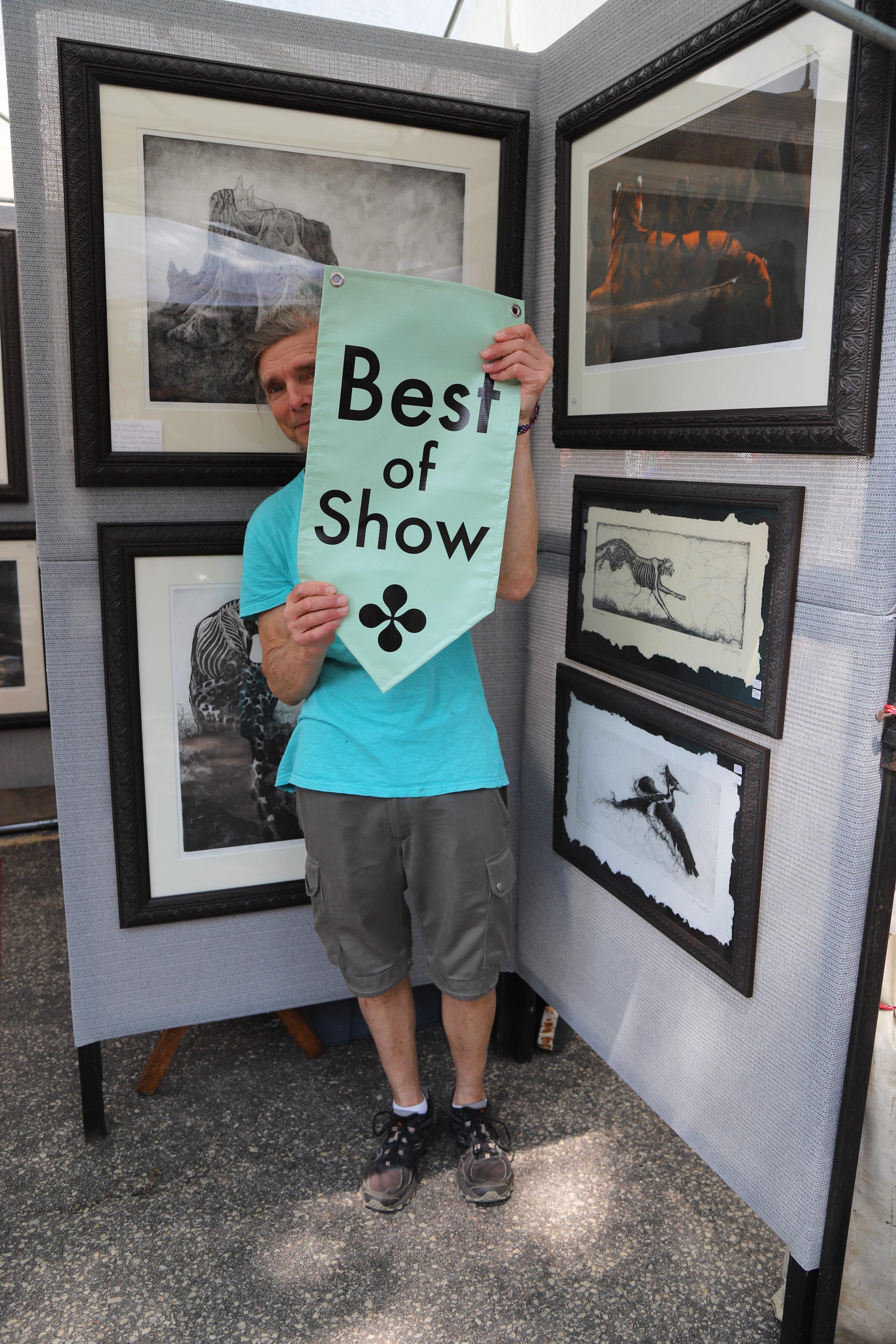 Steve Nowatzki - Best of Show