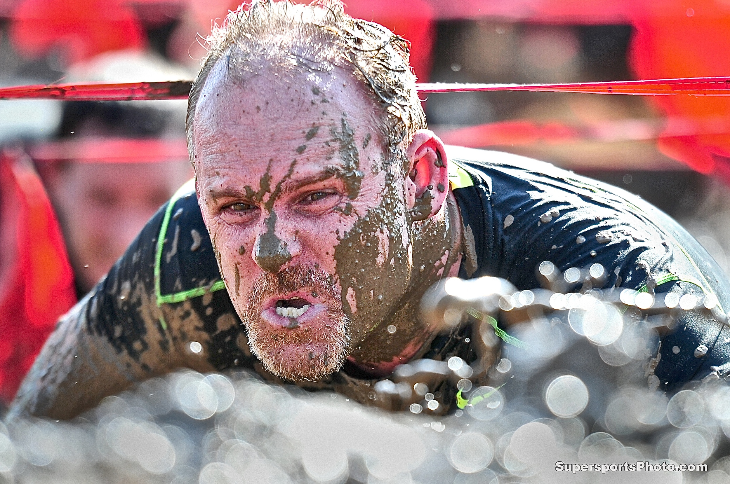 "Push Yourself to the Limit   Dan ""Nitro"" Clark's    Gladiator     Rock 'N Run"