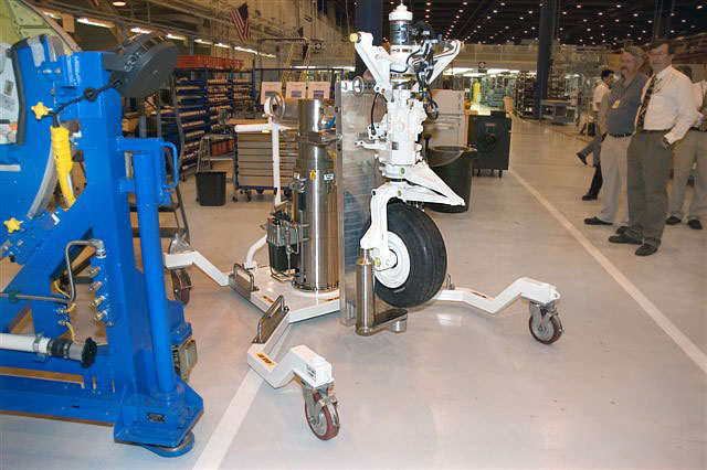 Aircraft Ground Support Equipment - LGHS