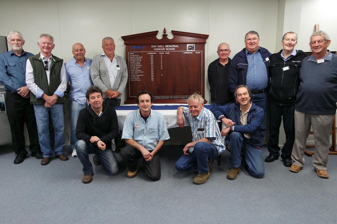 Tomago - Honour Board Inductees