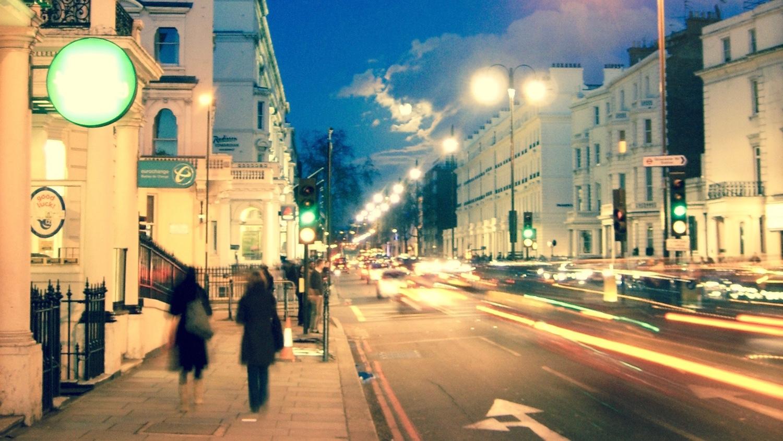 Green lights ahead. Image credit: Stuart Higgins