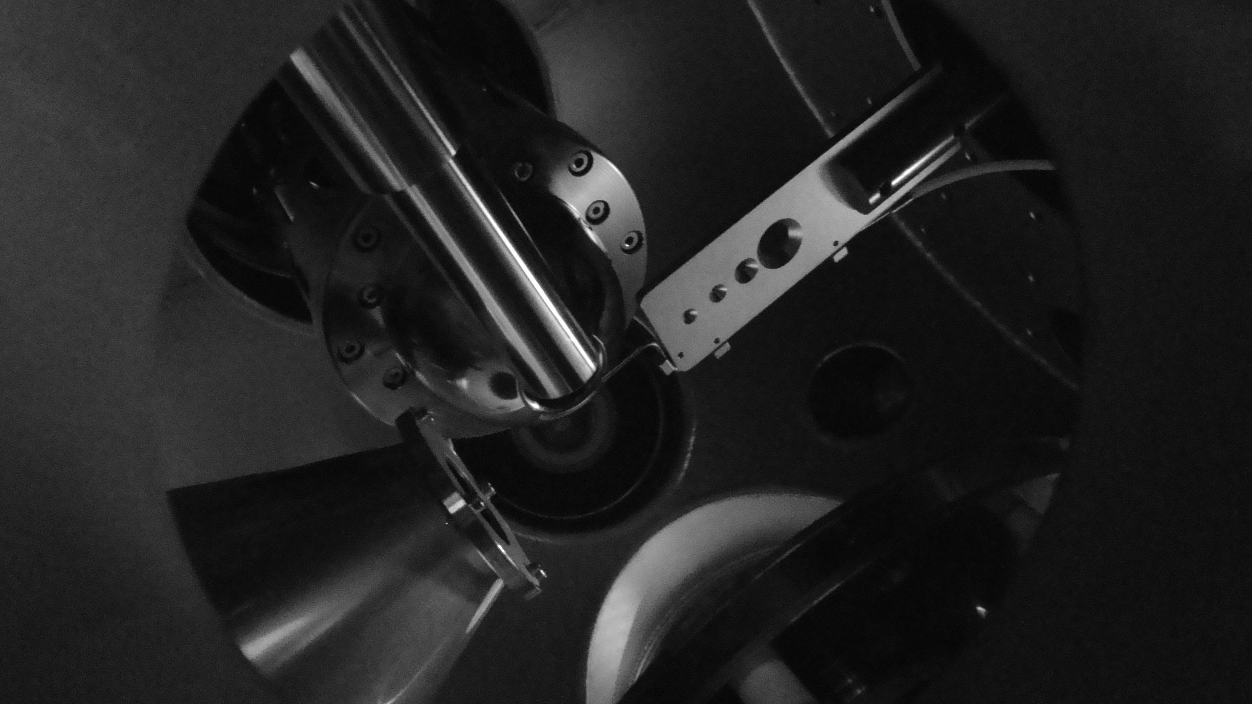 Technicians design and construct many experiments. Image credit: Stuart Higgins
