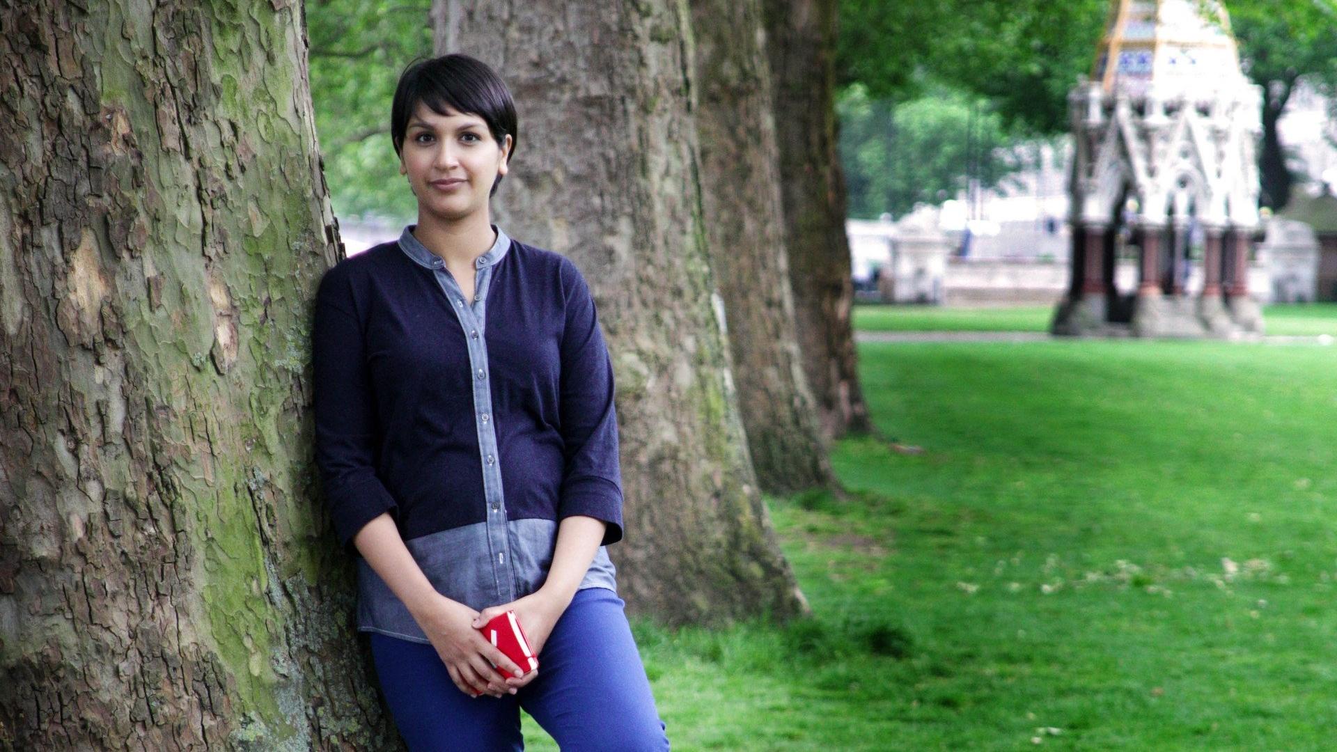 Angela Saini. Image credit: Angela Saini