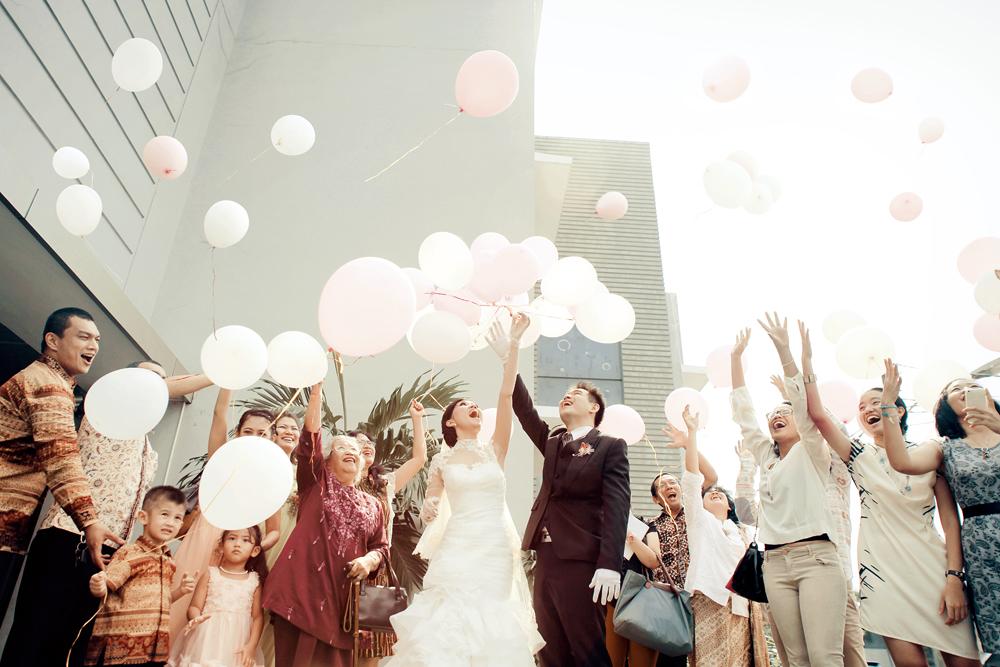 Wedding Andre Friska