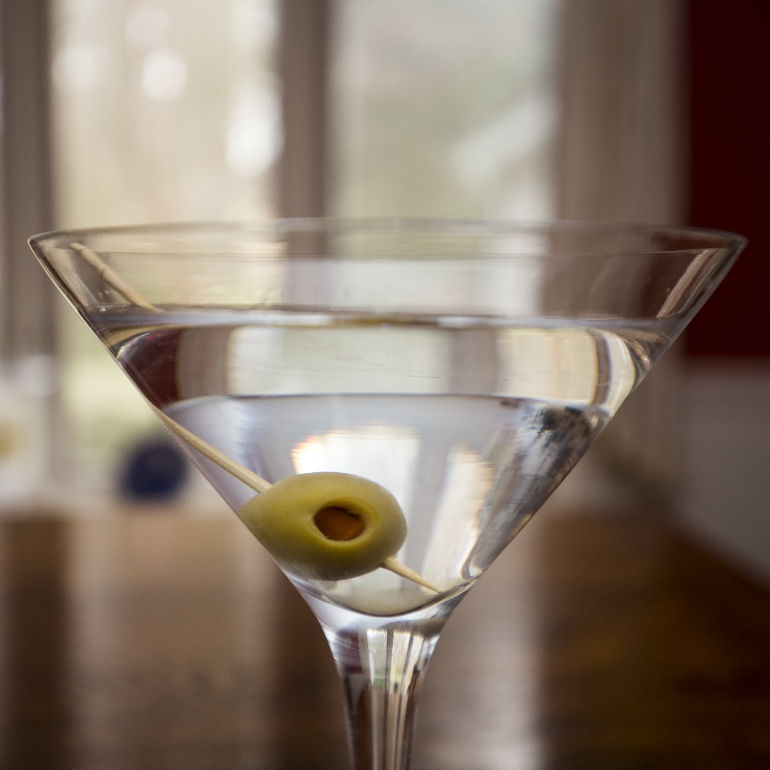 Asylum Martini
