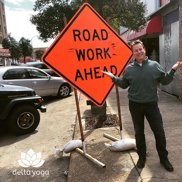 Delta Yoga is under construction for a few months. Please stay tuned to social media, email and texts for notifications regarding upcoming classes. Namaste!