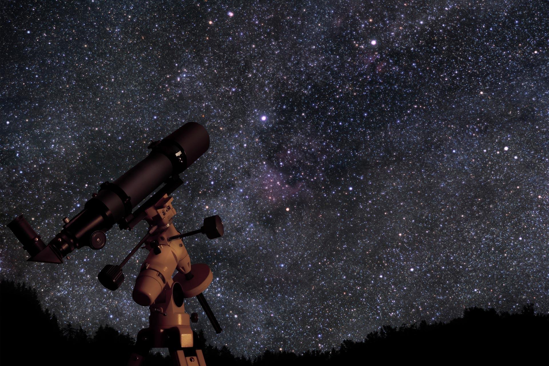 Observation du ciel : Terre des Baronnies