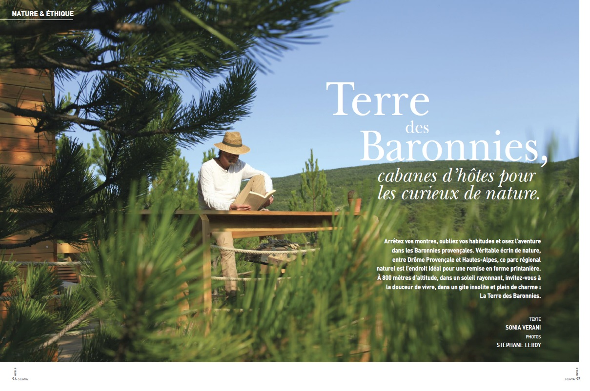 COUNTRY & HOTEL Automne 2014