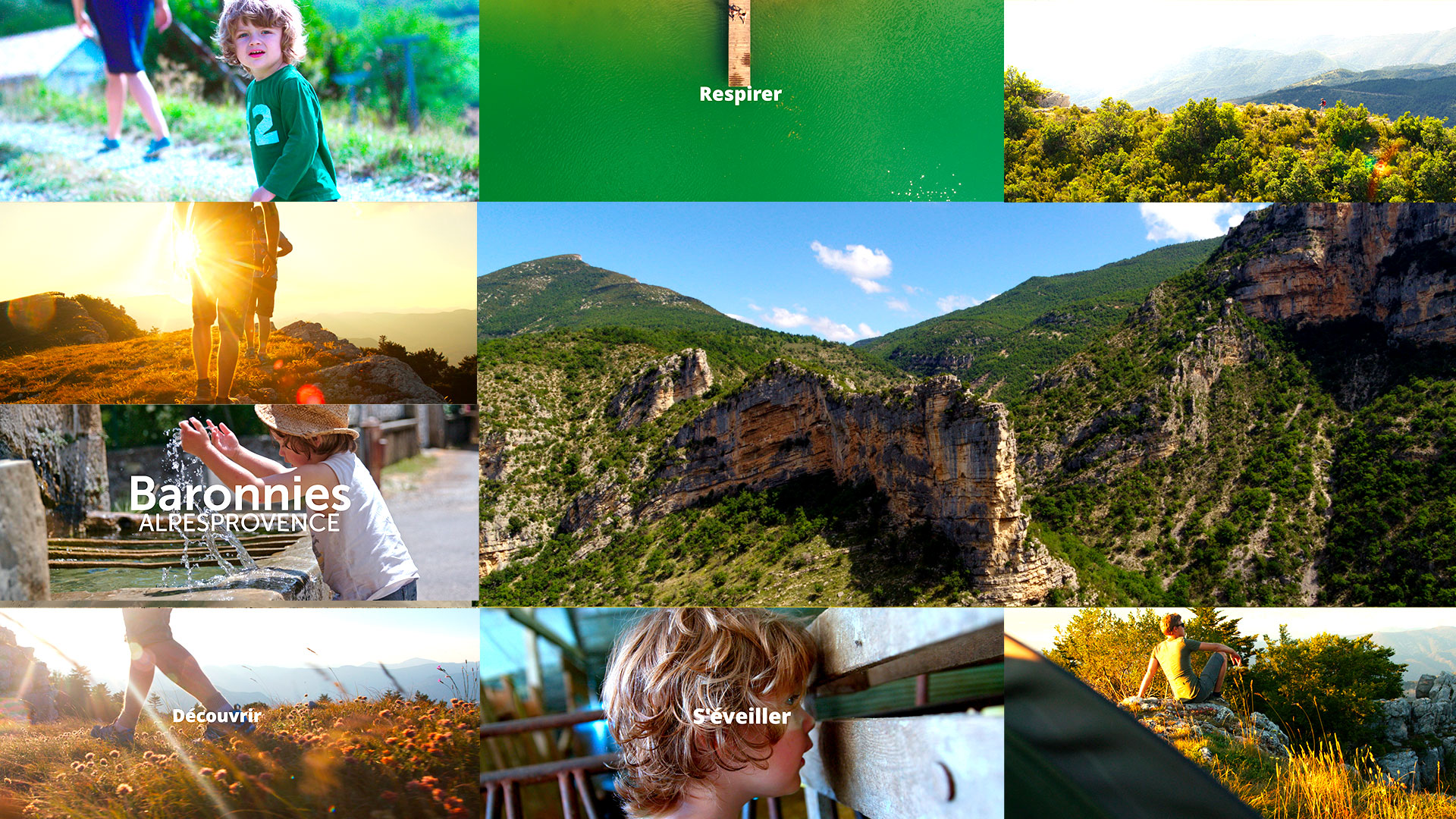 """Film """"Baronnies Provençales, retrouvez votre vraie Nature"""""""