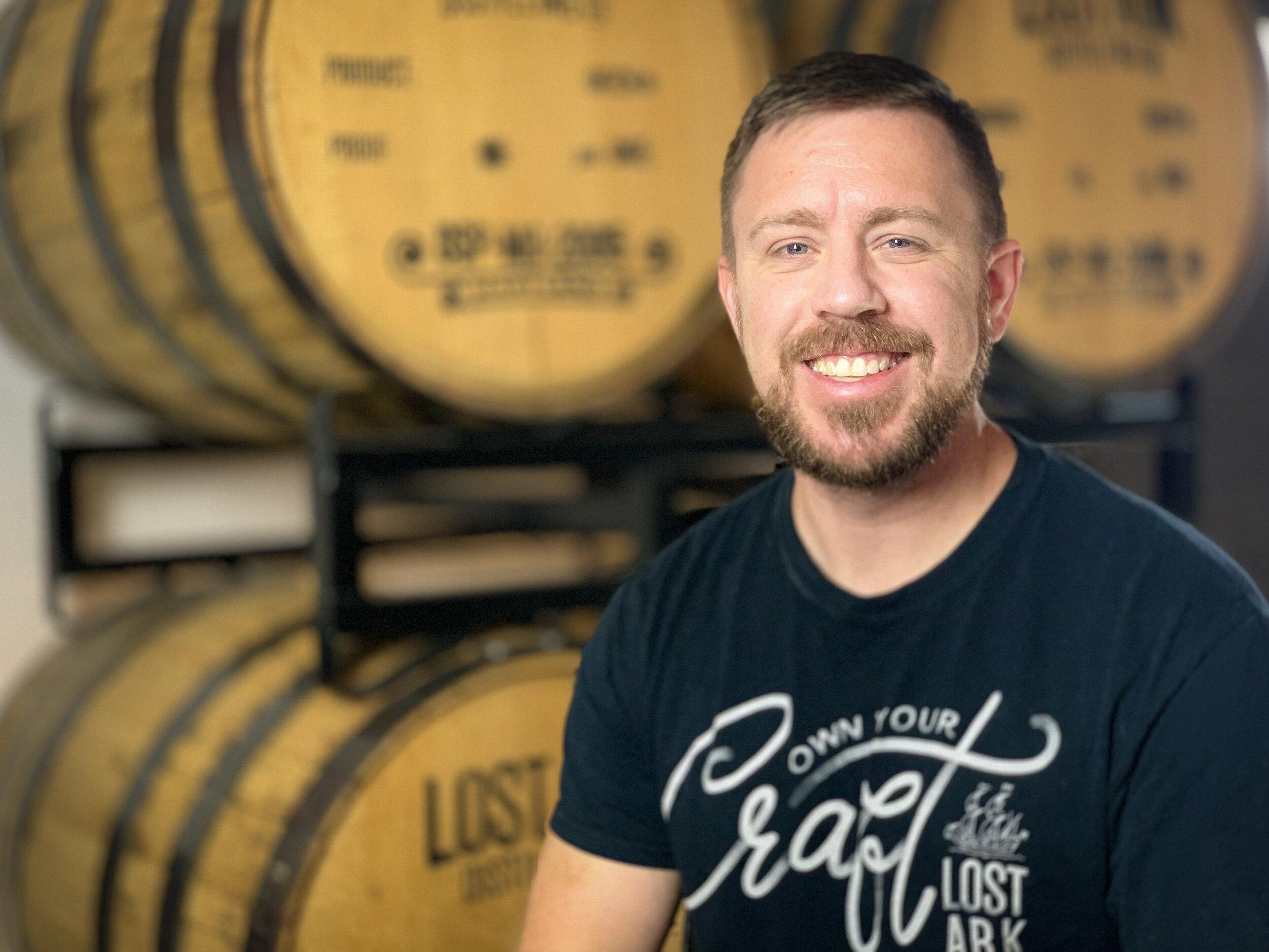 Brad, Co-Founder & Distiller