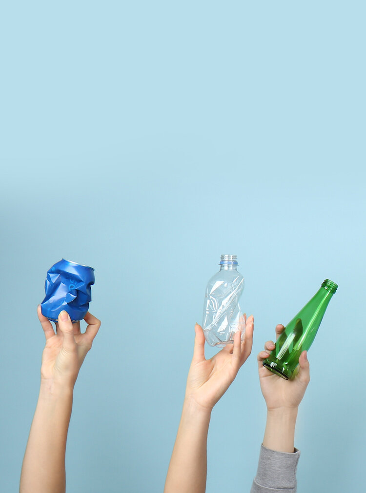Only about a third of US waste is recycled -