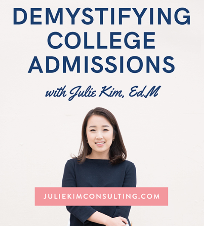 Demystifying College Admissions Podcast: How to Find Your Strengths, Academic Major and Career with Devin Jones