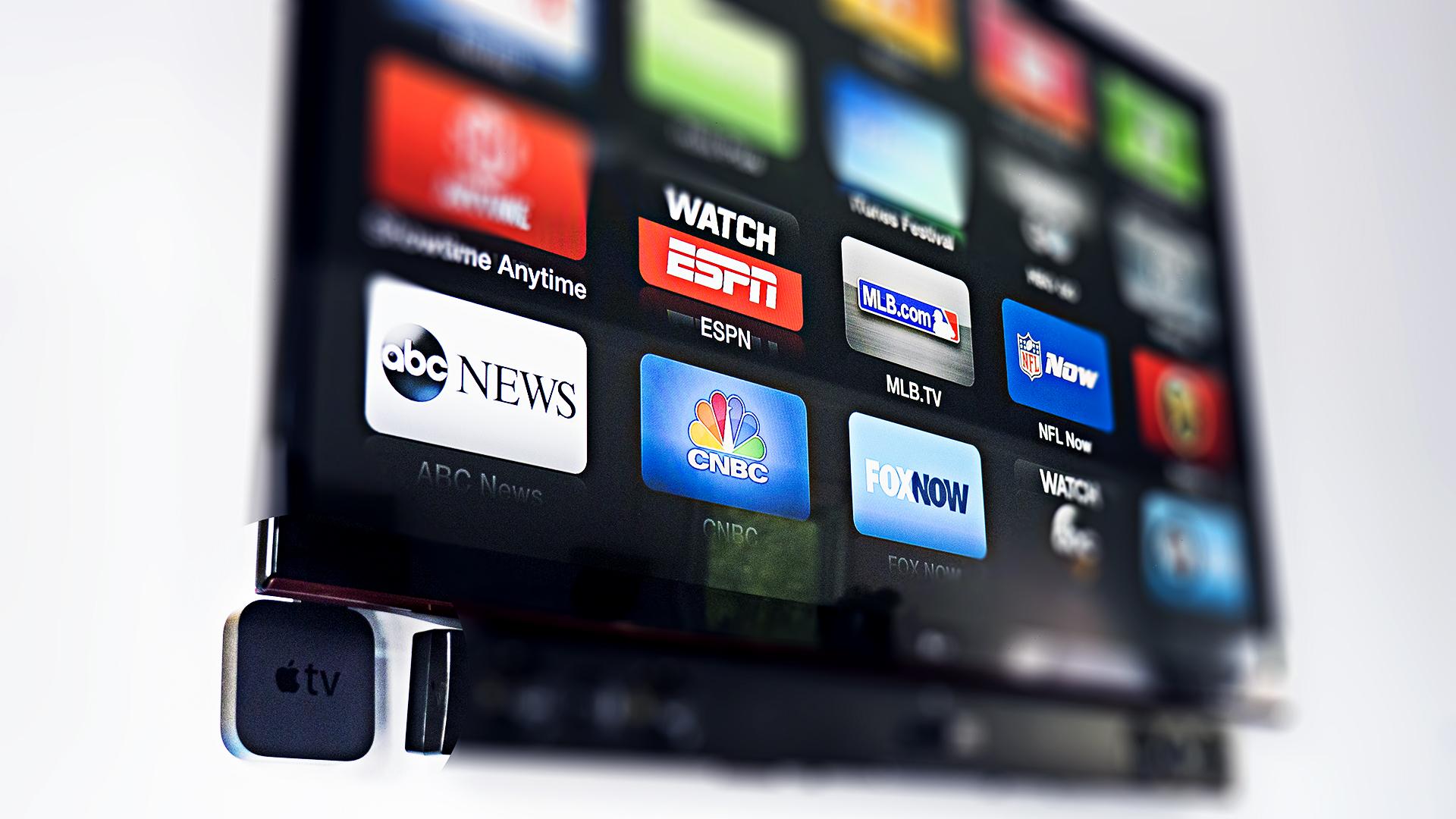 Apple TV vs Cable TV