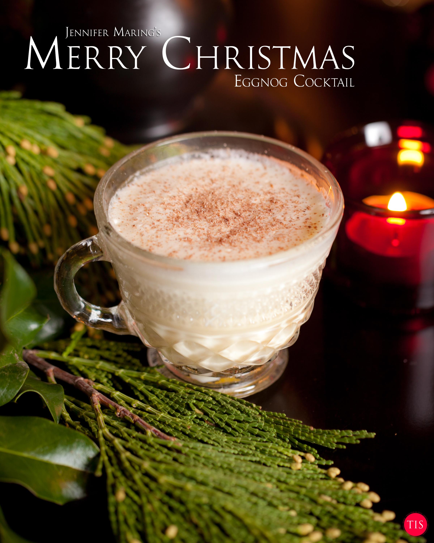 Christmas Eggnog Recipe