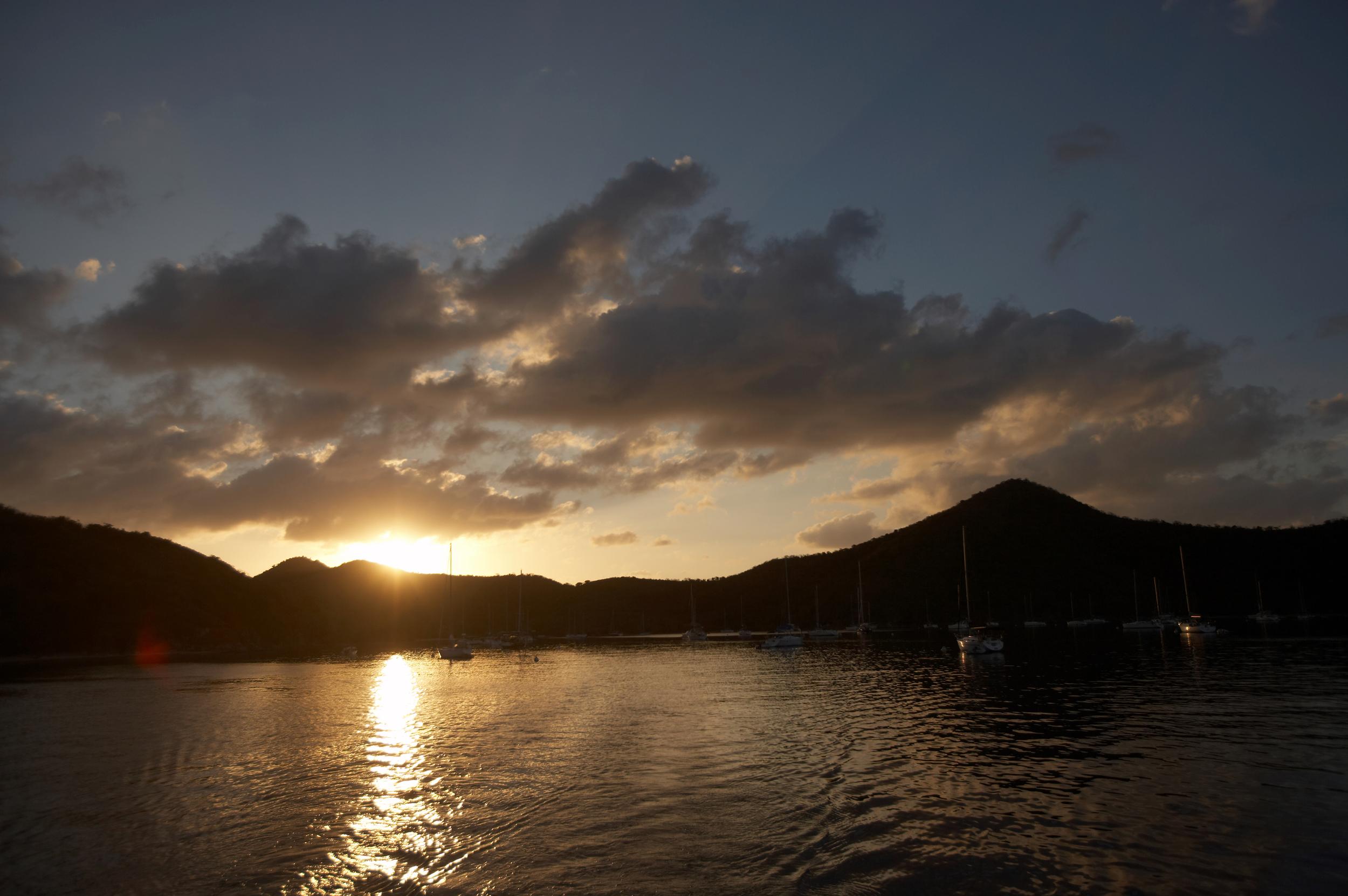 The Bight Norman Island