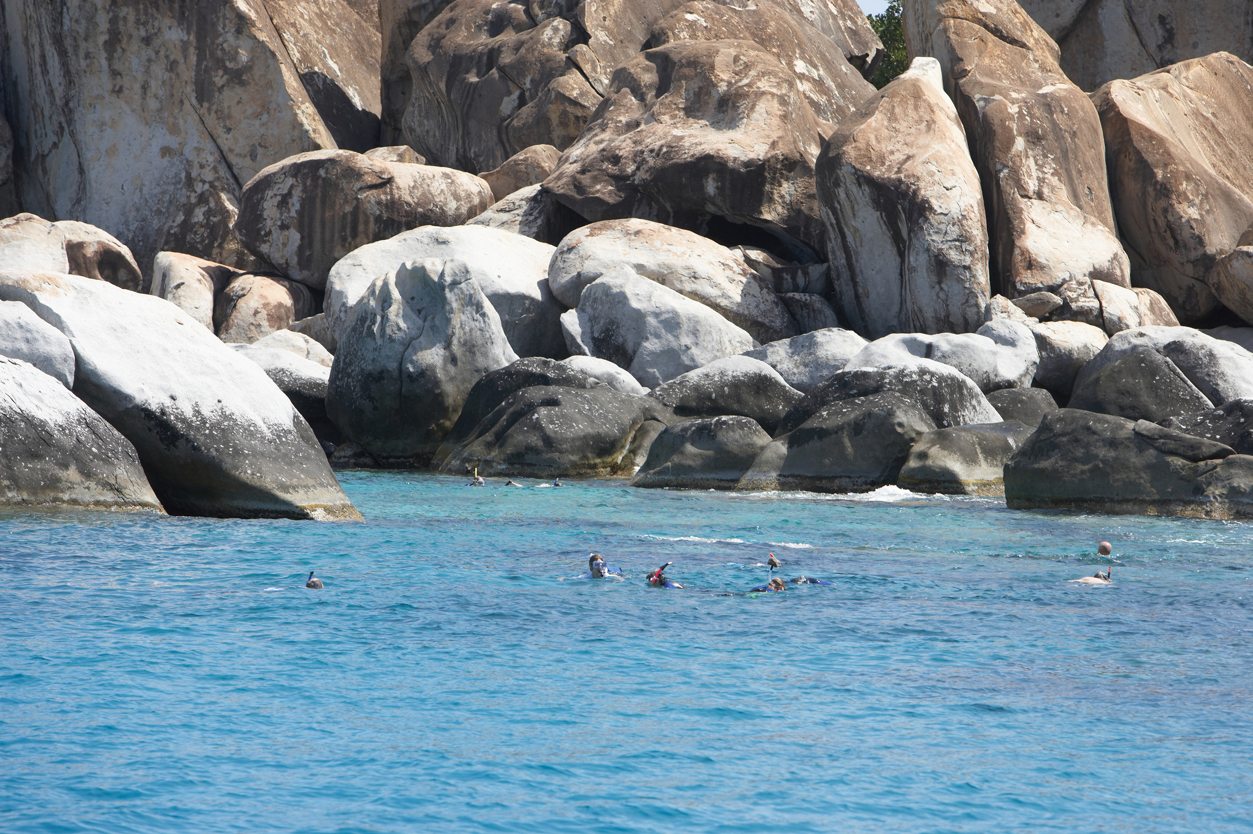 Sailing Vacations in the British Virgin Islands