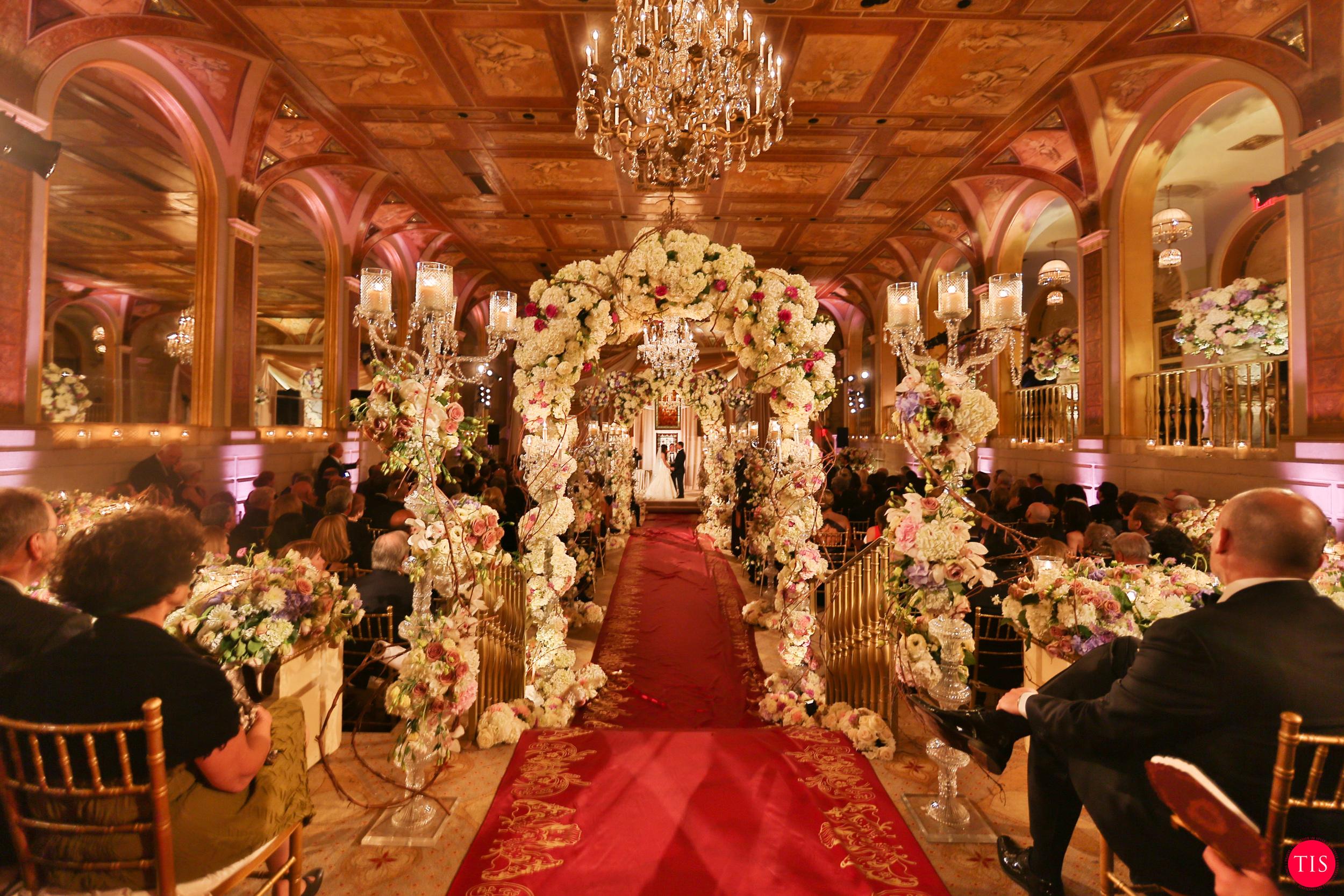 New York Plaza Hotel Wedding