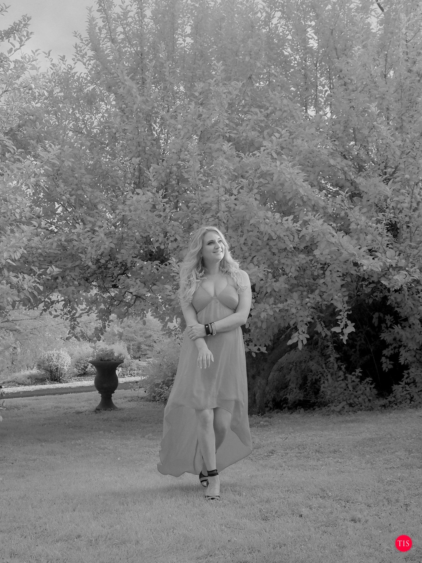 Dress by Express Shoes by Gwen Stefani