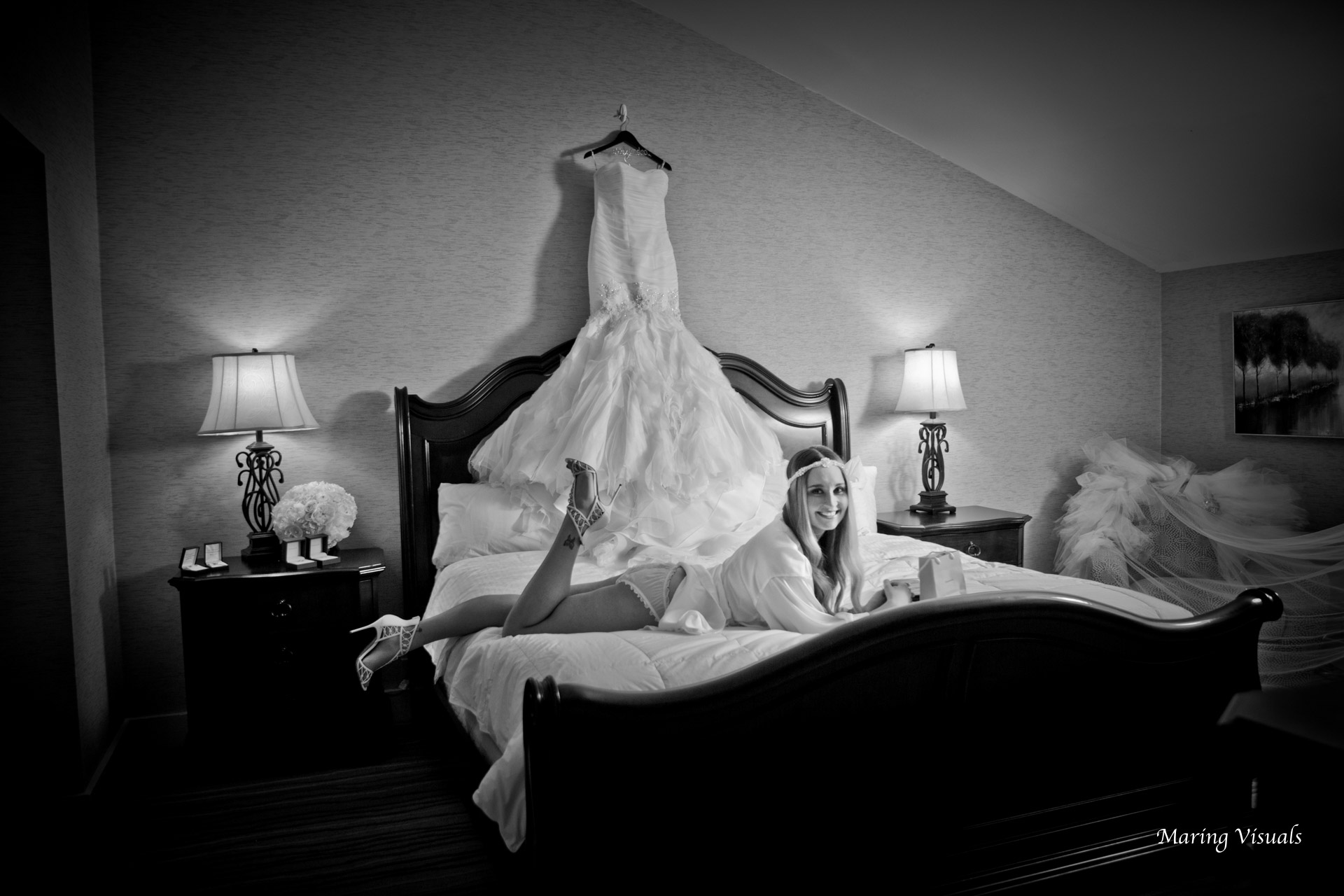 A touch of Boudoir