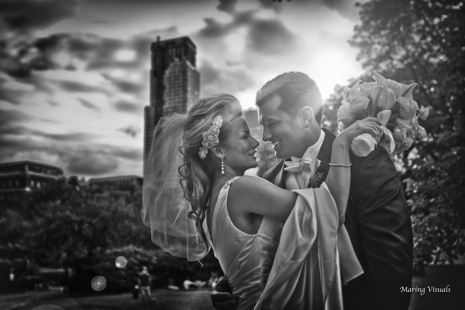 Wedding at Cipriani 42nd Street NYC