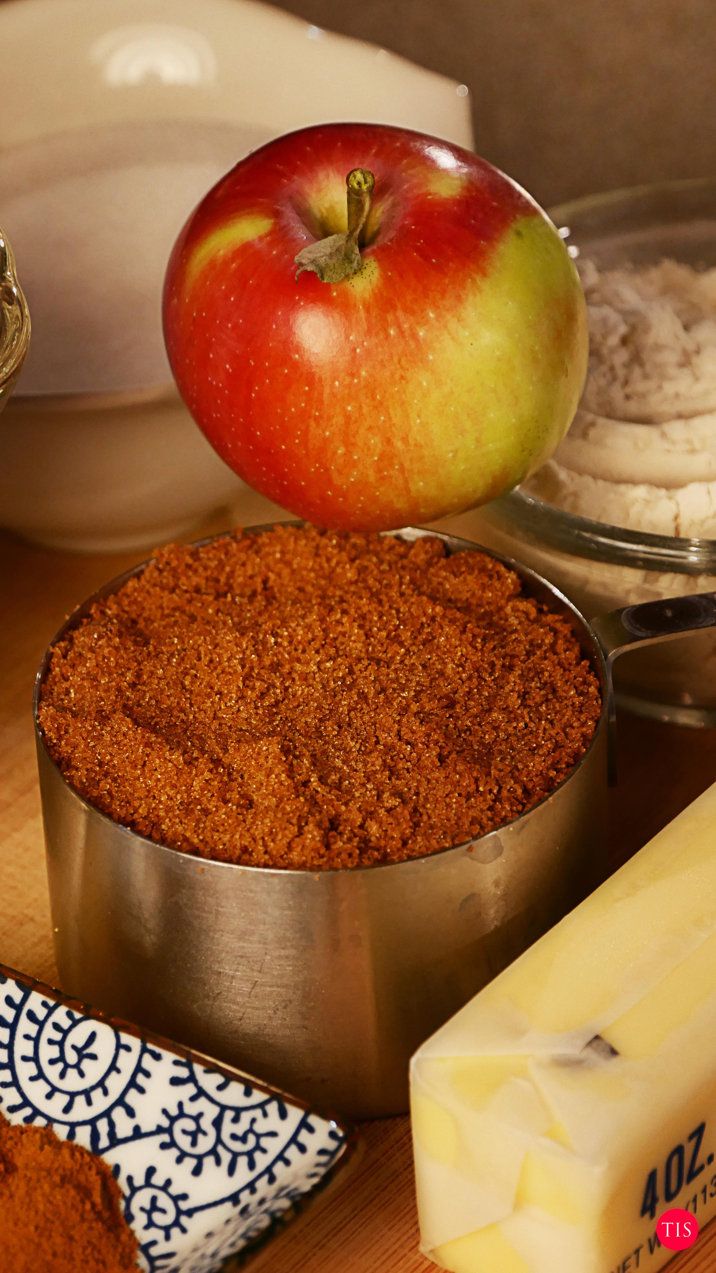 Apple Krisp Recipe