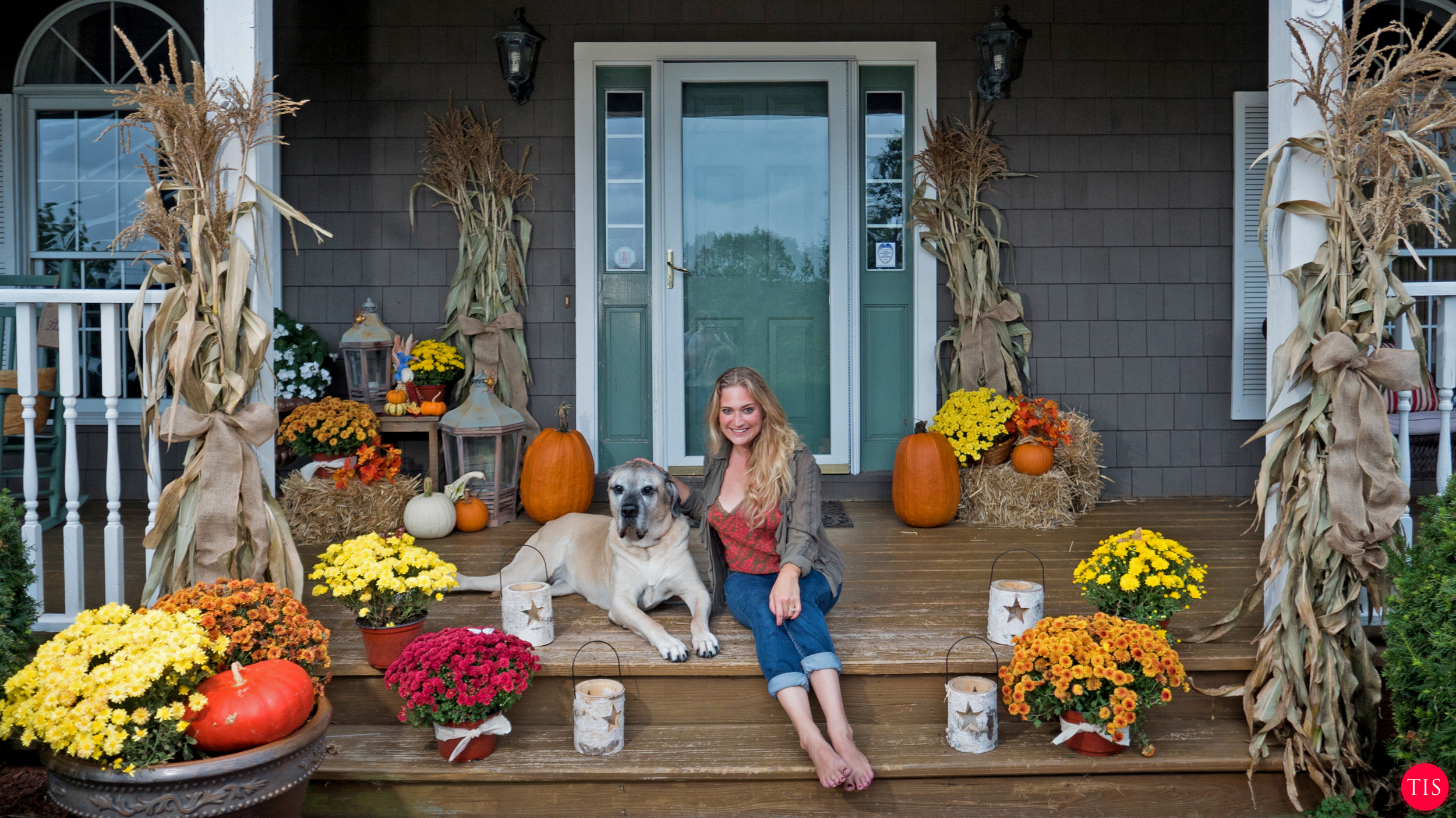 Fall Theme Home Decor