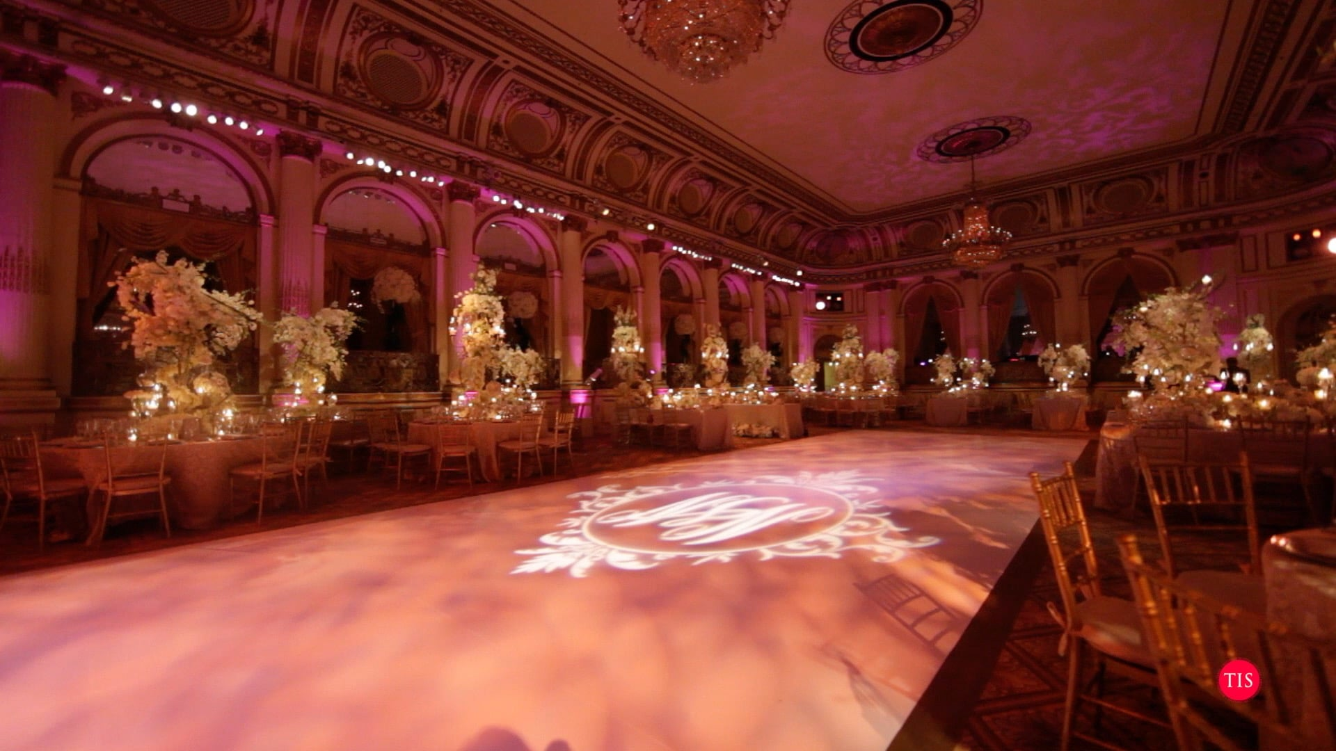 Wedding at The Plaza Hotel Filmed by Maring Visuals - Visit www.maringvisuals.com to see more