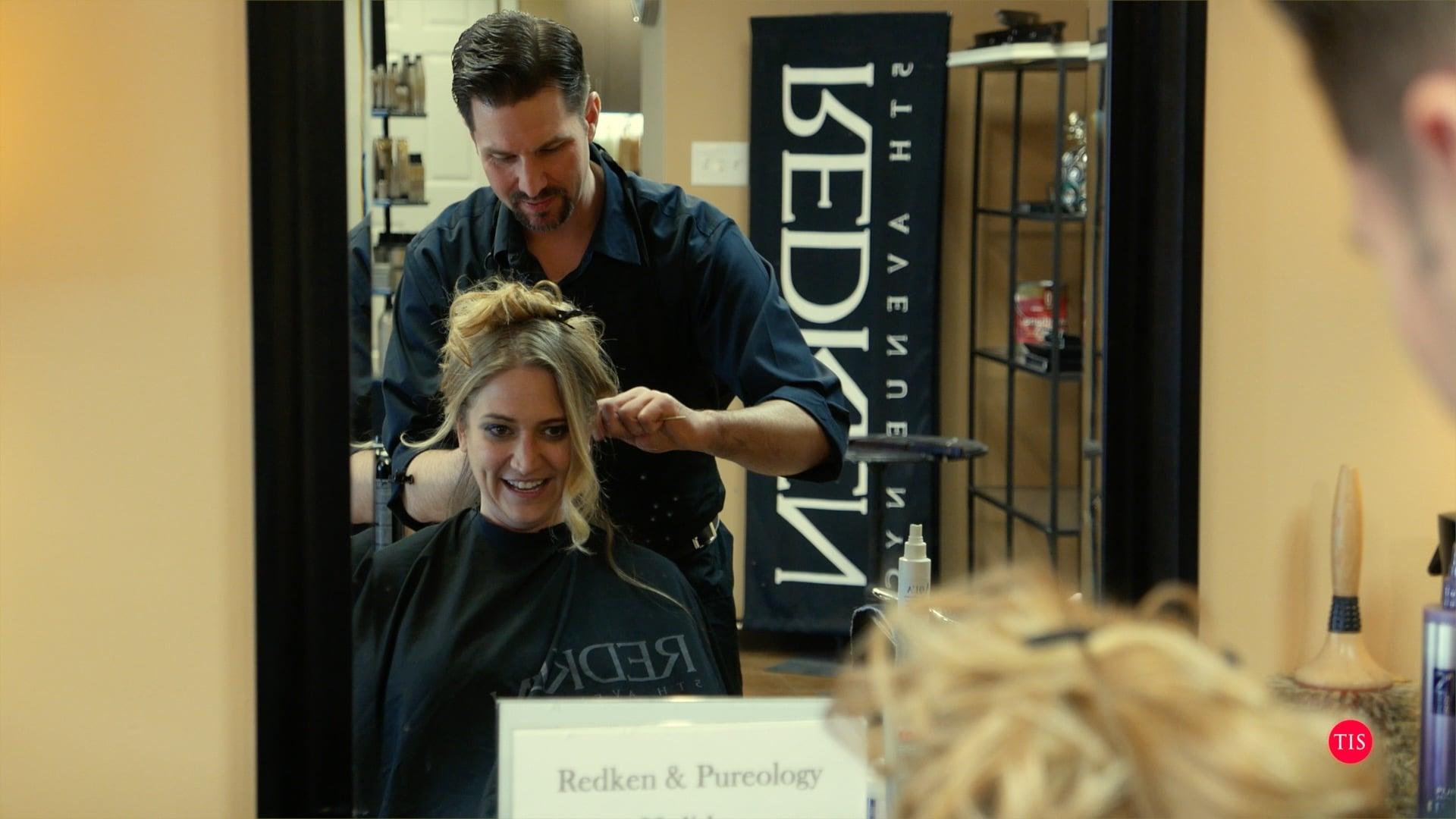 Jennifer at Salon Nathaniel